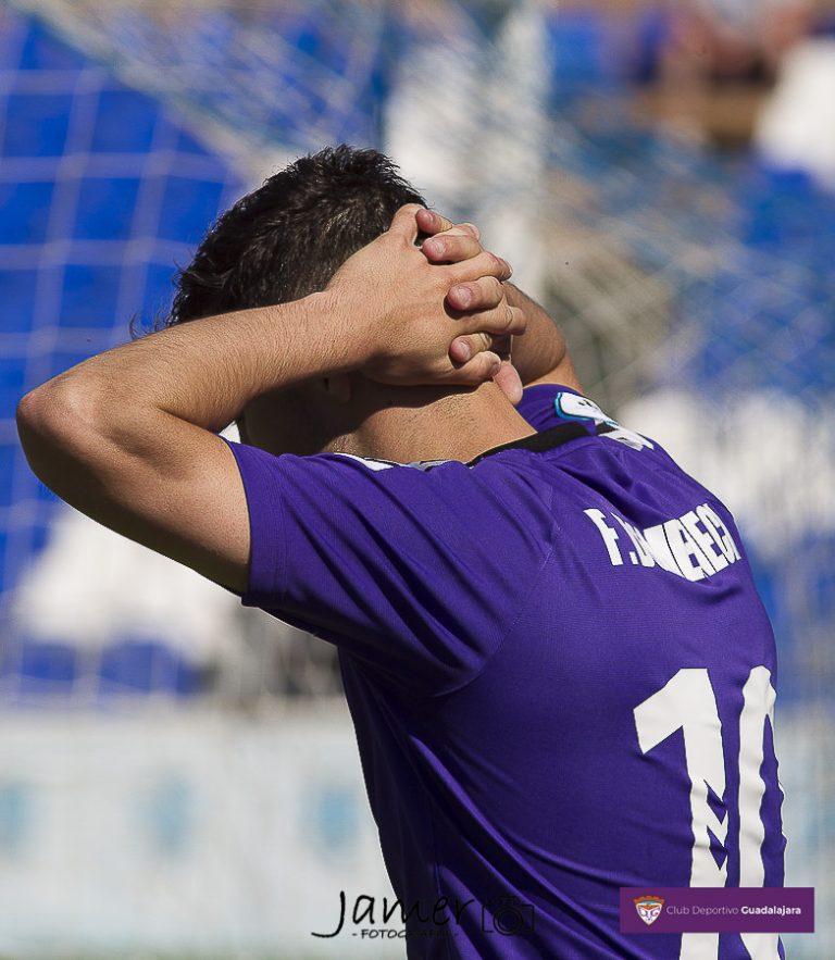 Deportivo Guadalajara vs Quintanar del rey