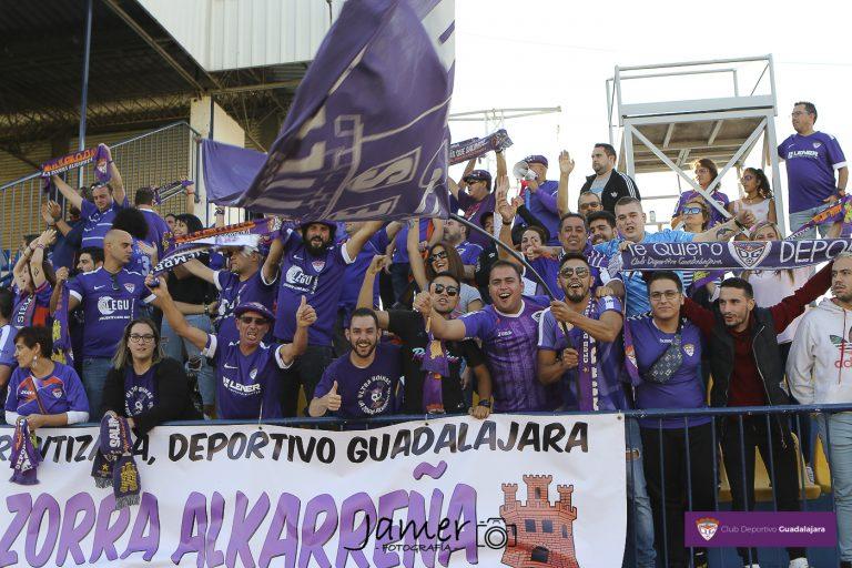 Deportivo Guadalajara vs Quintanar del Rey, 22/09/19