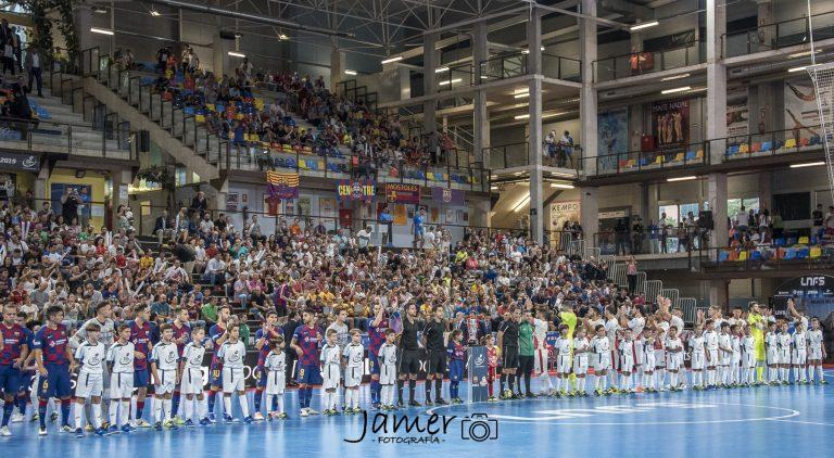 SuperCopa de España de Futbol Sala 2019