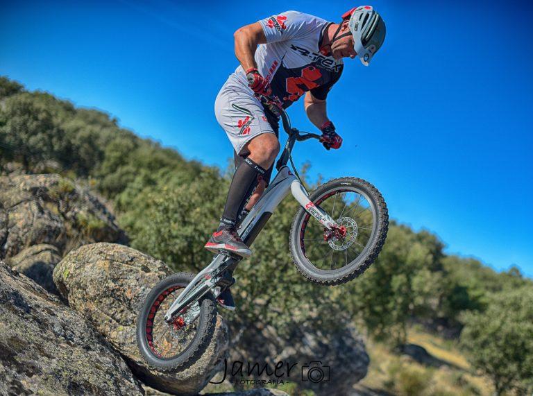 Bike-Trial con el Campeón de Europa