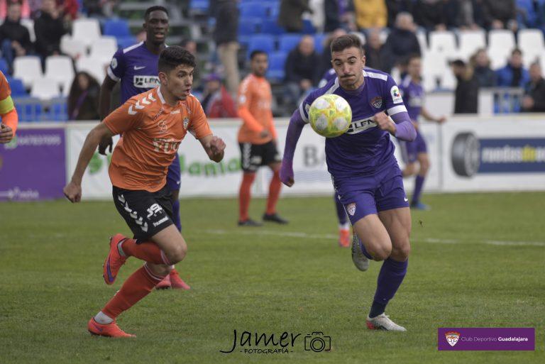 Deportivo Guadalajara vs Yugo Socuéllamos
