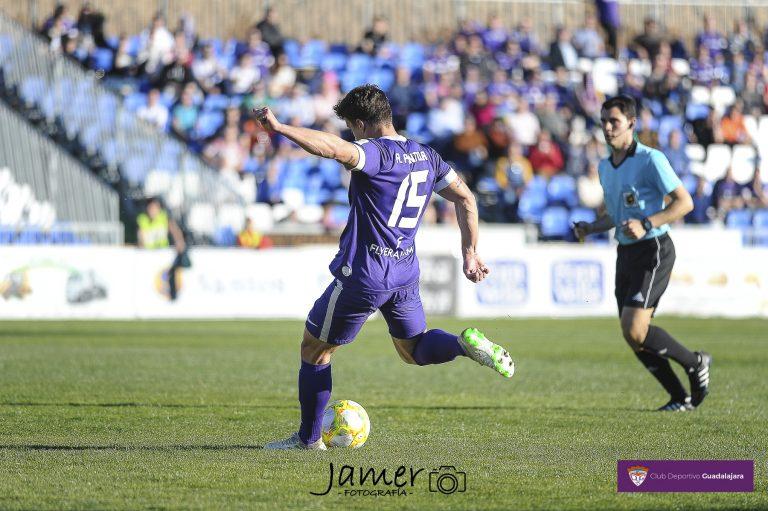 Deportivo Guadalajara vs C.F. La Solana