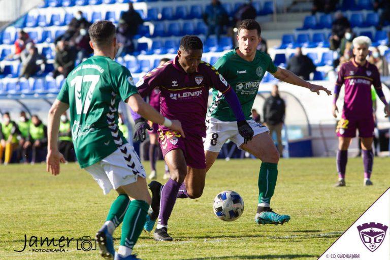 Deportivo Guadalajara vs Marchamalo