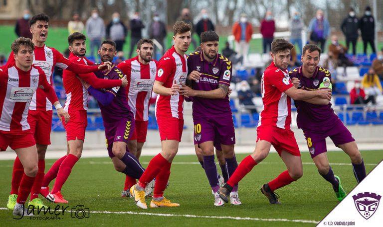 Deportivo Guadalajara vs Torrijos